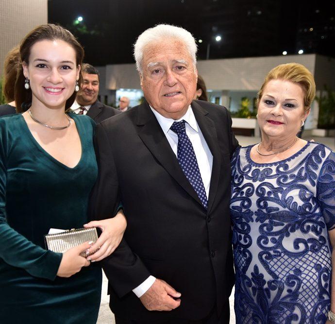 Ivana Diogo, Waldyr Diogo Filho, Helena Diogo