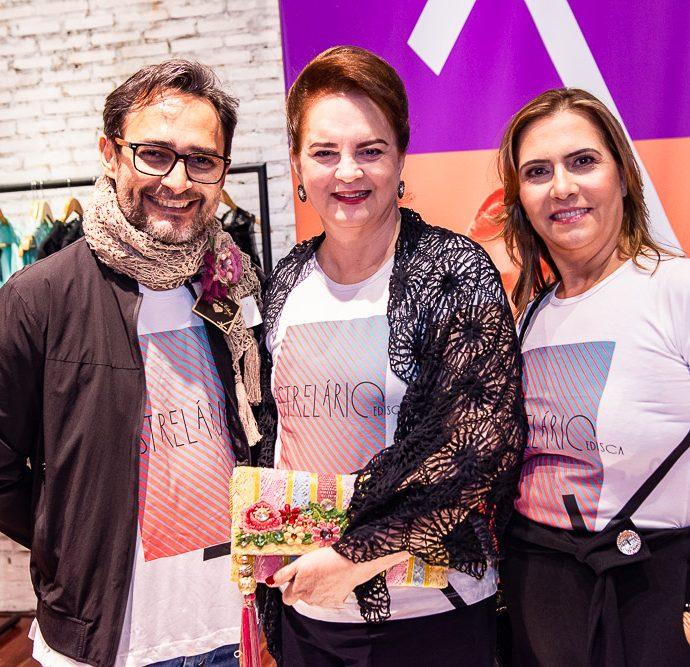 Ivanildo Nunes, Ethel Whitehurst E Debora Moreira
