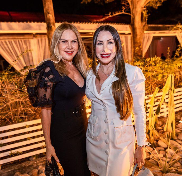 Ivete Rodrigues E Graciela Moraes