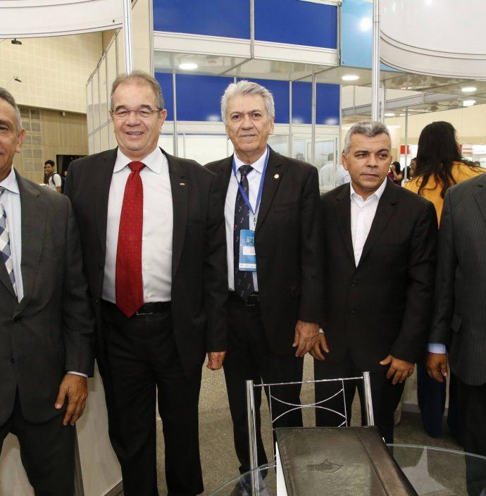 Ivo Lopes, Eudo Laranjeira, Clovis Nogueira, Antonio Marcos E Humberto Lopes