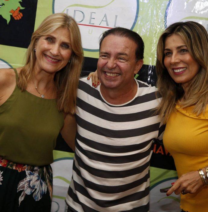 Jacqueline Barbosa, Werner Rolim E Viena Ponce De Leon