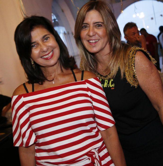 Jacqueline De Deus E Ana Claudia Rego