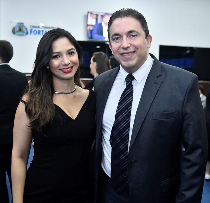 Jamila Araujo E Rodrigo Pereira