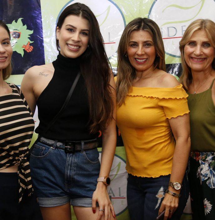 Jamille Carvalho, Maria Teresa E Viena Ponce De Leon E Jacqueline Barbosa