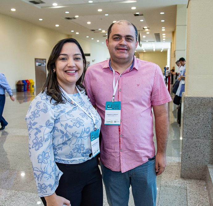 Janice Bezerra E Fernando Sutti