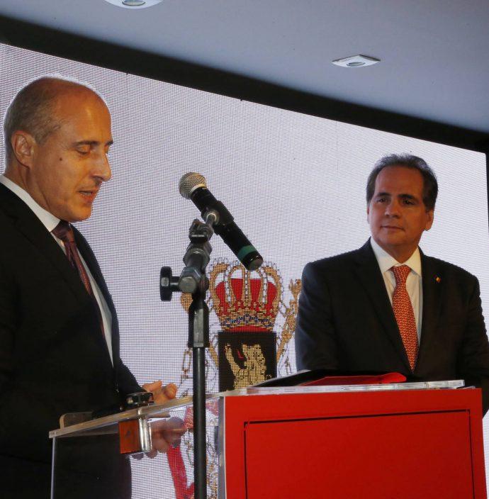 Jean Paul Charlier, Ricardo Bacelar E Fernanda Jensen