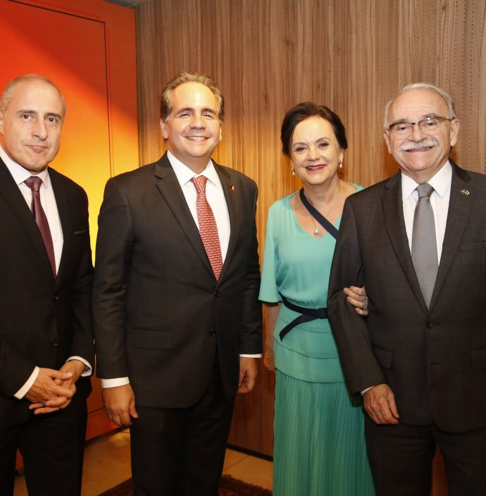 Jean Paul Charlier, Ricardo Bacelar, Leninha E Ednilton Soarez