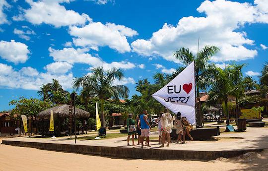 Fluxo de turistas tem expansão de 11% neste feriado prolongado