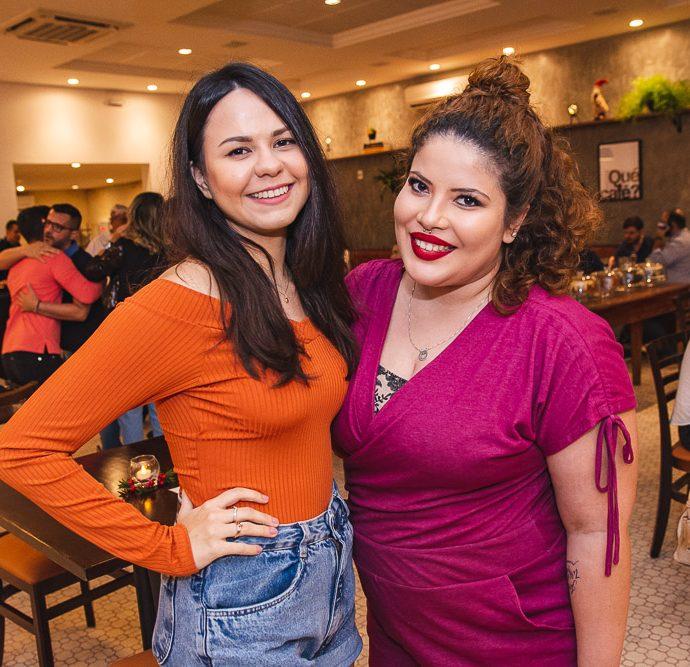 Jessica Carvalho E Thilie Aragao