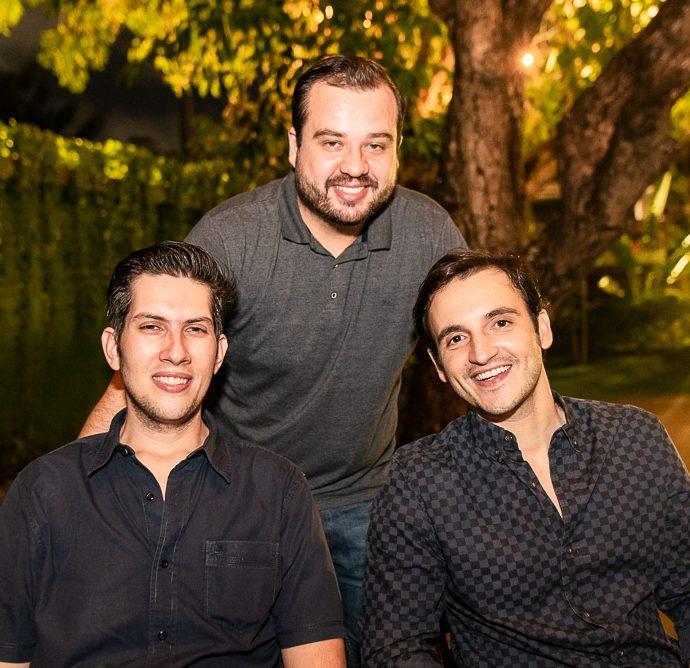 Joao Baltazar, Anderson Carvalho E Rodrigo Cabral