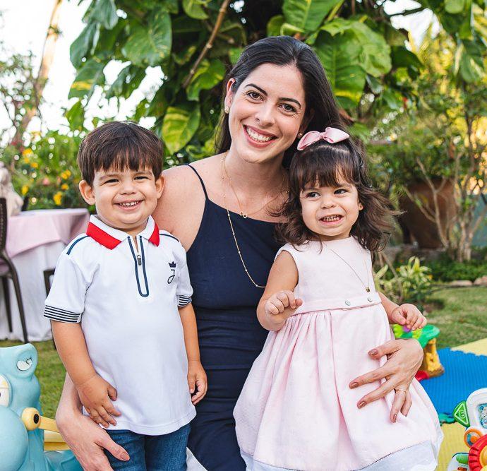 Joao, Gabriela E Maria Rolim