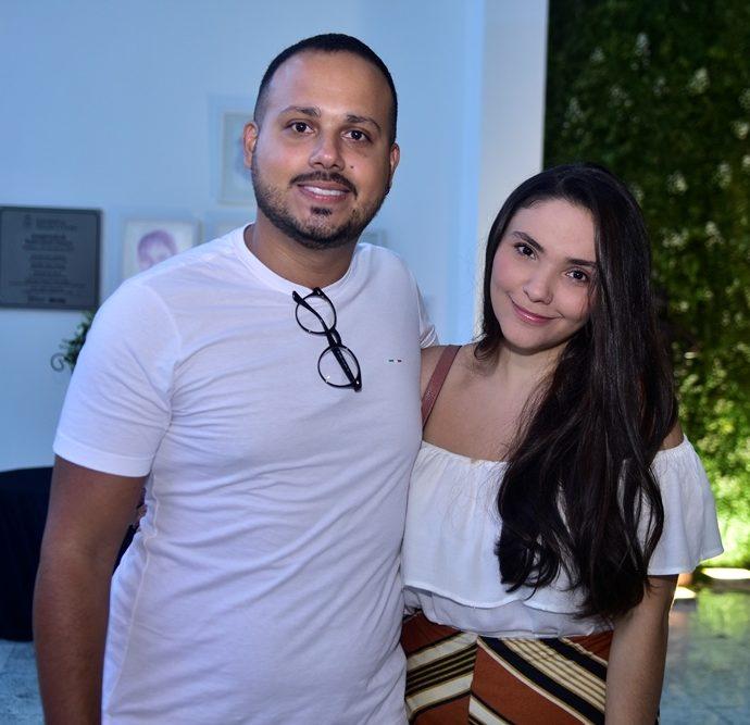 João Paulo E Sarah Oliveira