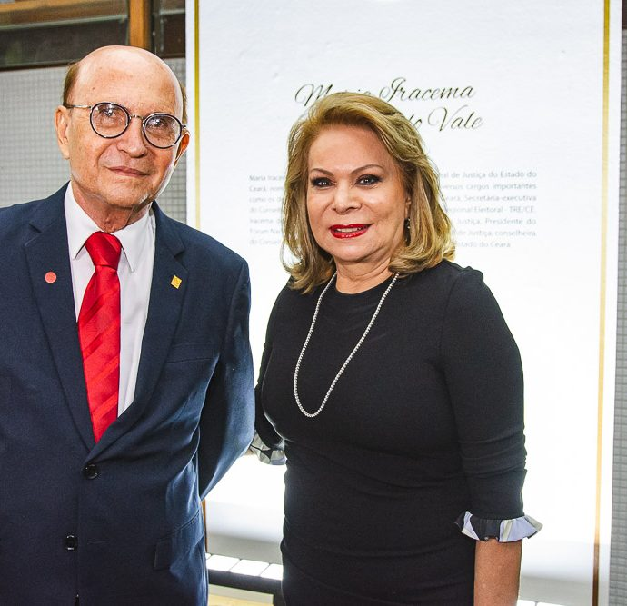 Joao Soares E Iracema Do Vale