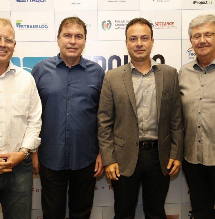 Jorge Albuquerque, Bertran Boris Danilo Serpa E Carlos Maia