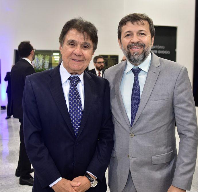 Jorge Parente, Elcio Batista