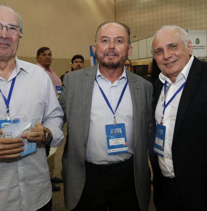 Jorge Sales, Julio Cavalcante E Ricardo Sabadia