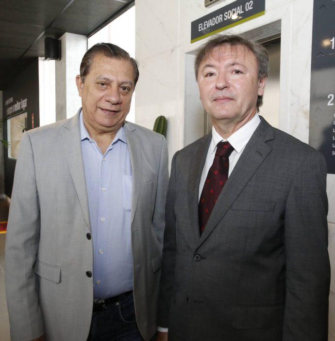 Jose Aiton E Mauricio Filizola