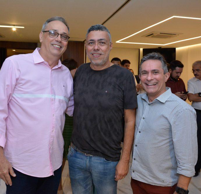 Jose Dias E Ricardo Petral E Mateus Aguiar