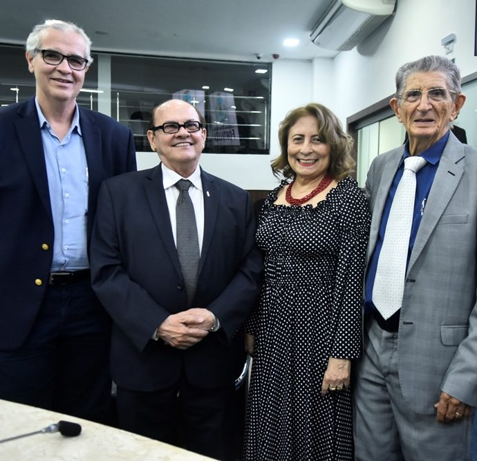Jose Do Egito, Boris, Graca Bringel, Alberto Farias