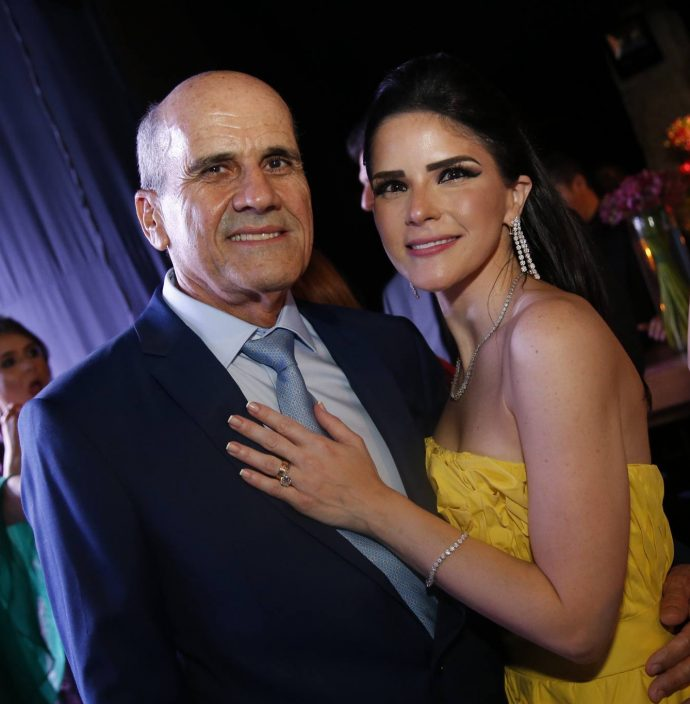 Jose Quintao E Marilia Vasconcelos