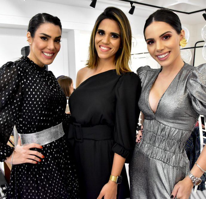 Juliana Cordeiro, Gisele Sousa E Nicole Vasconcelos