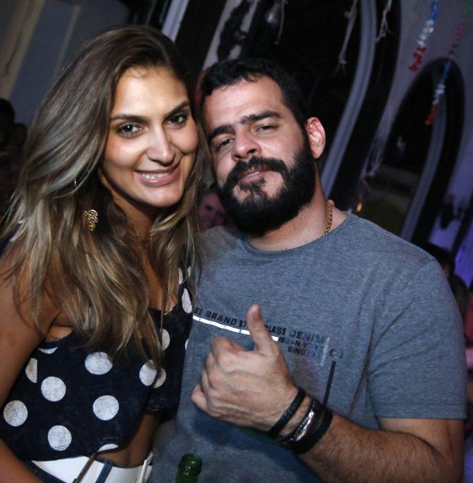 Juliana Gomes E Leandro Reis