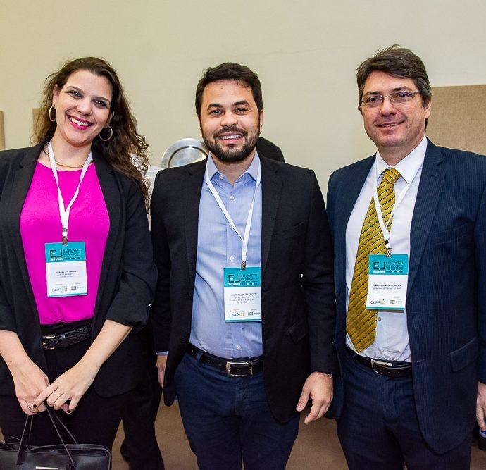 Julianna Leite, Anderson Palacio E Carlos Eduardo