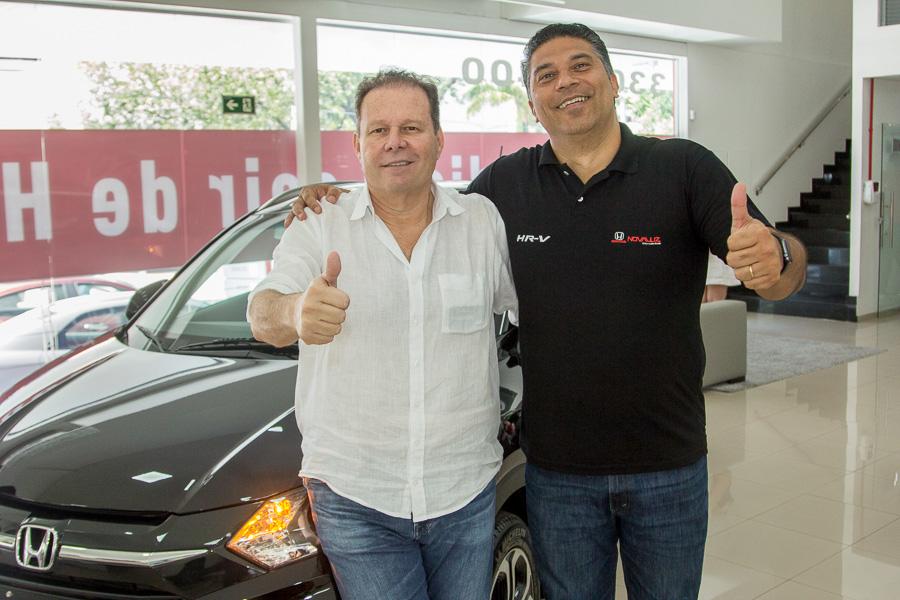 Novaluz promove 14 horas de ofertas em todos os modelos Honda