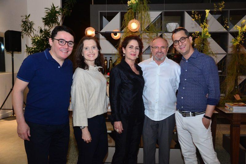 Júnior Gomes, Andrea Dallolio, Lilian Quindere, Vando Figueiredo E Samuel Bizeli (5)