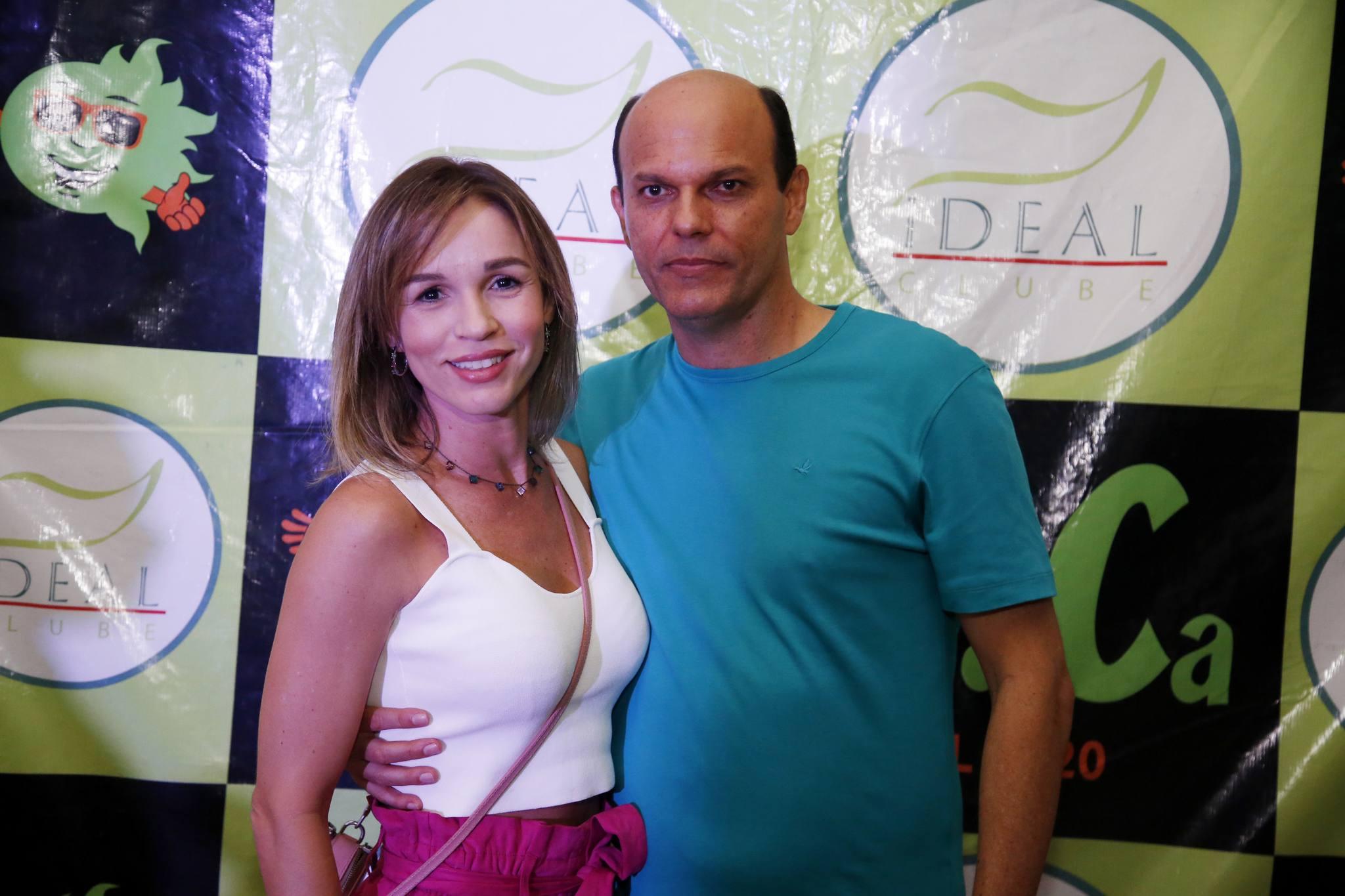 Em ritmo de pré-carnaval, Bloco Vem Pra Cá agita o Ideal Clube