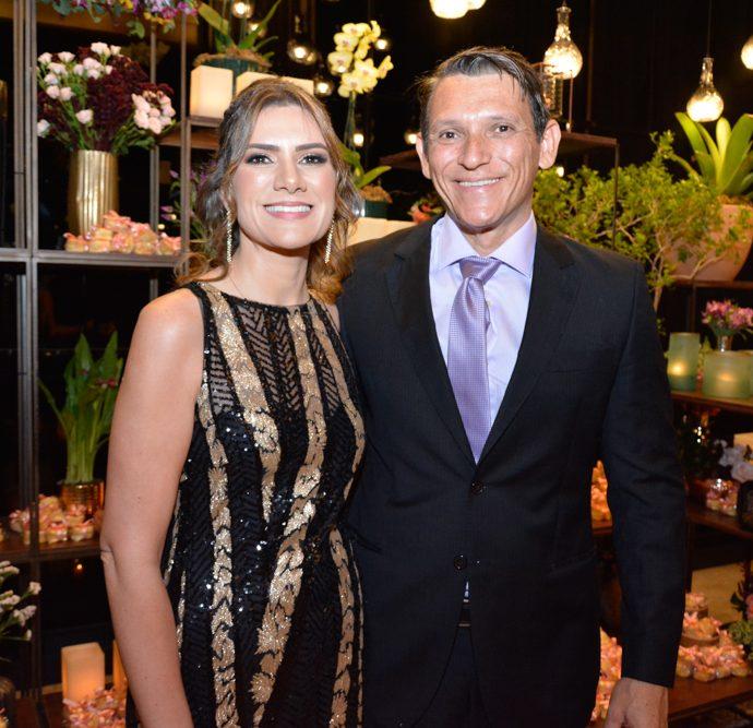 Karine Azin E Paulo Carvalho