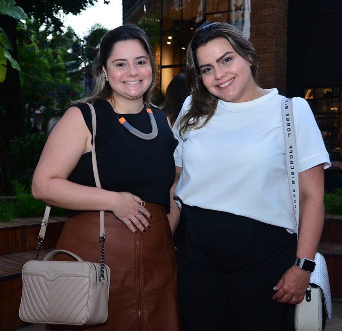 Karla Rodrigues, Renata Benevides