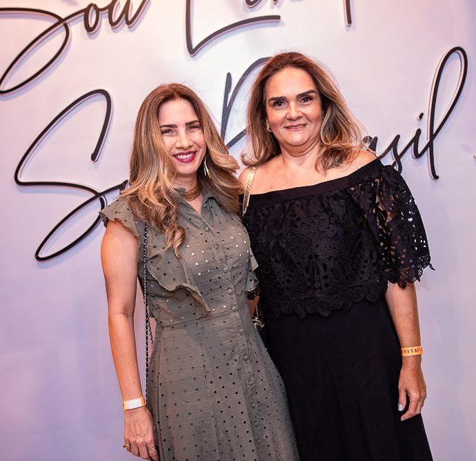 Karmilse Marinho E Stefania Coelho