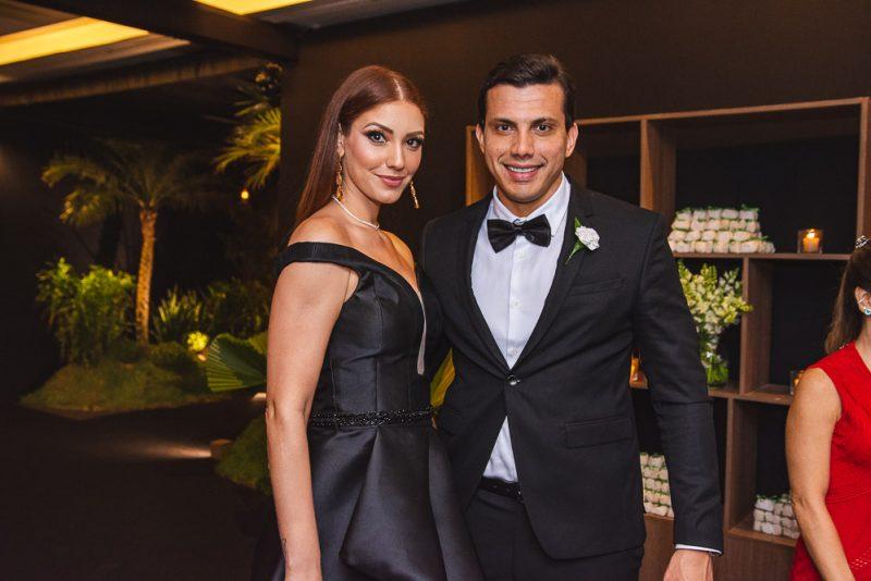 Chuva de Arroz - Casamento de Mariana Vasconcelos e Eliseu Becco reúne um time de mulheres lindas no Gran Marquise Hotel