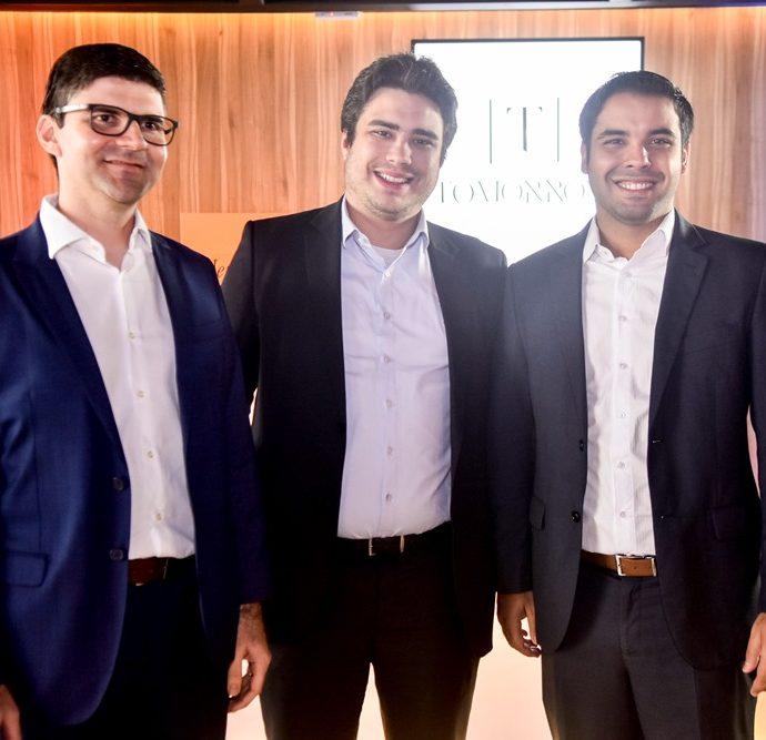 Laerte Castro Alves, Ted Pontes, Ilo Marques