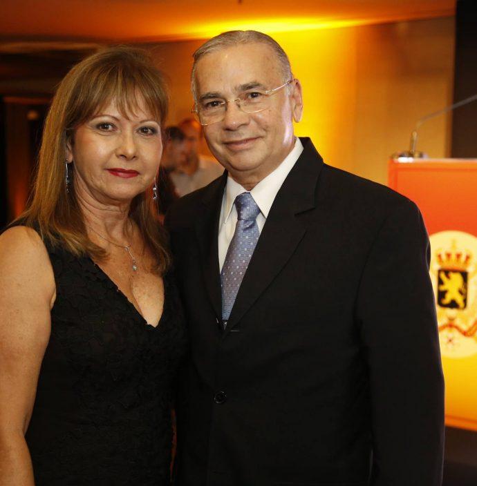 Lajana E Carlos Paiva