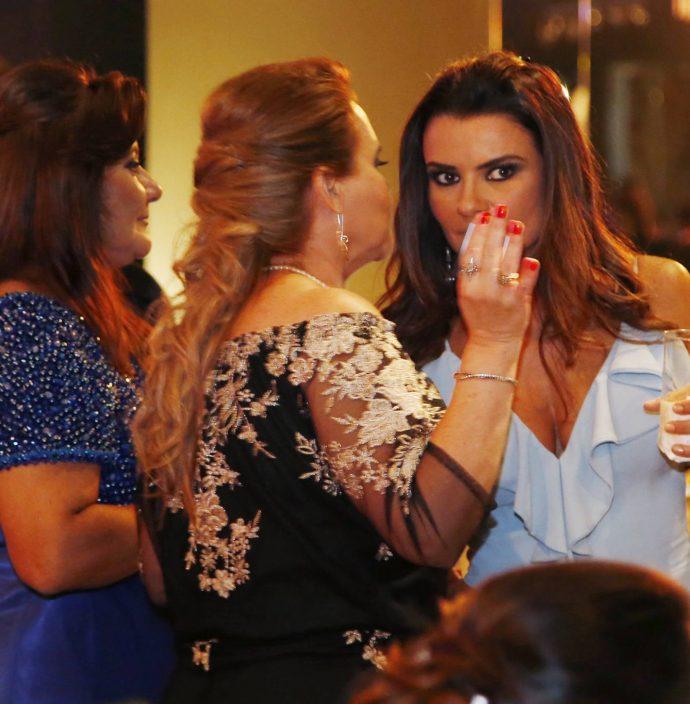 Lana Correa, Hilda Pamplona E Lara Sisnando