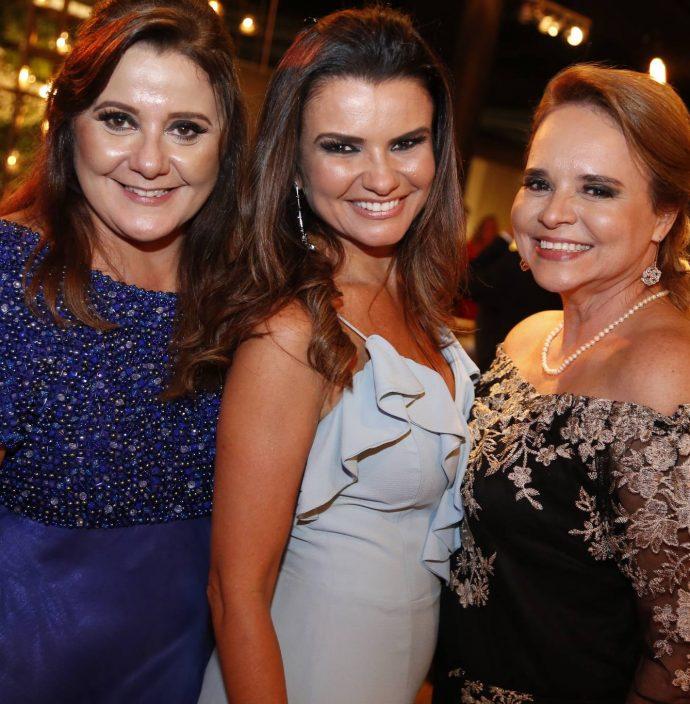 Lana Correa, Lara Sisnando E Hilda Pamplona