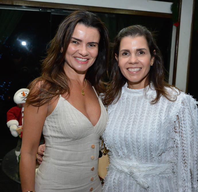 Lara Moraes E Claudia Diniz