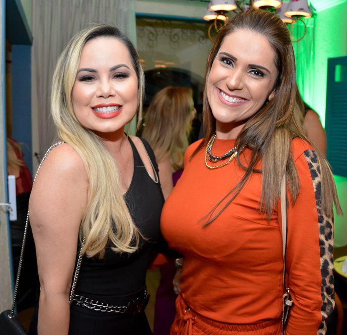 Lea Lopes E Rosinha Vitoria