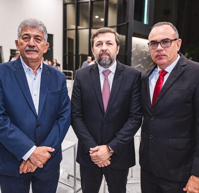 Lelio Matias, Elcio Batista E Elano Guilherme