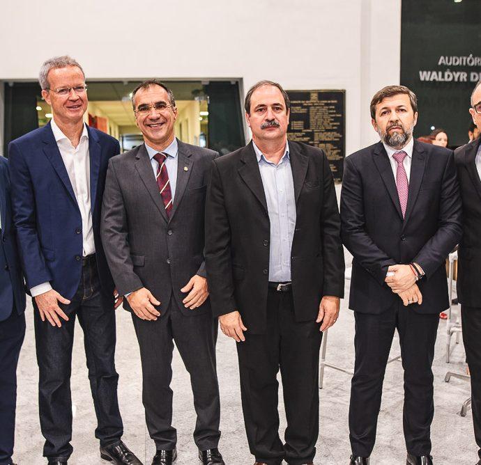 Lelio Matias, Jairo Amorin, Eduardo Neves, Paulo Andre Holanda, Elcio Batista E Elano Guilherme