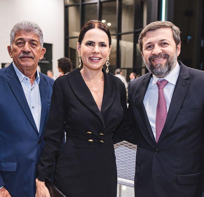 Lelio Matias, Luciana Sousa E Alcio Batista