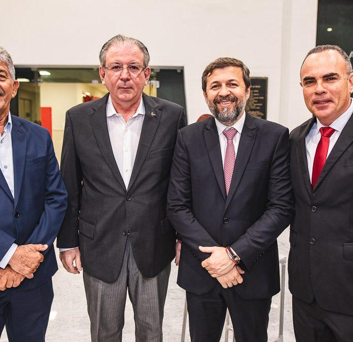 Lelio Matias, Ricardo Cavalcante, Elvio Btista E Elano Guilherme