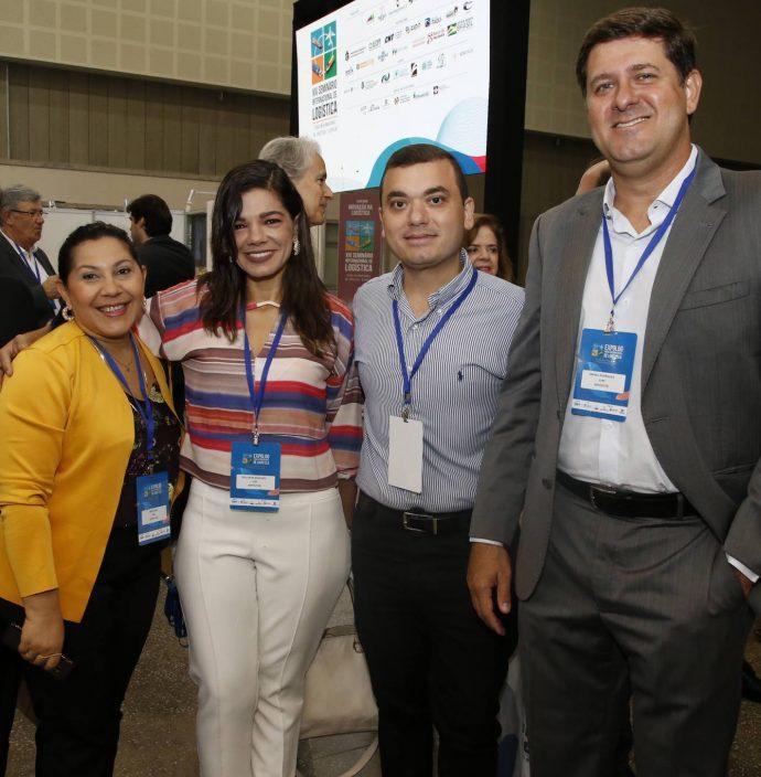 Leo Coimbra, Beth Lima, Pollyana Brandao, Fernando Lopes E Rafael Rodrigues
