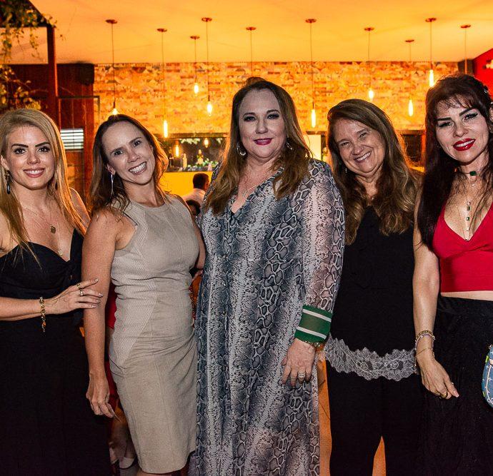 Leticia Studart, Revia Lima, Luziane Cavalcante, Safira Moreira E Zildinha Pessoa