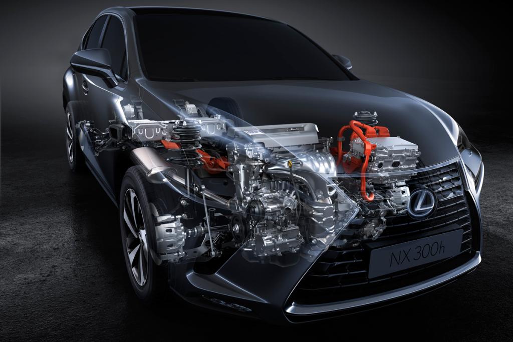 Lexus, a um passo da perfeição….elétrica!