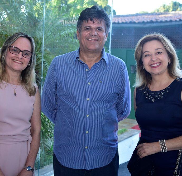 Liana Barbosa, Fernando Coutinho, Leonice Holanda