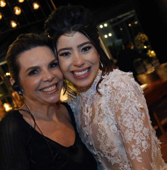 Lilan Porto E Rayssa Cavalcante