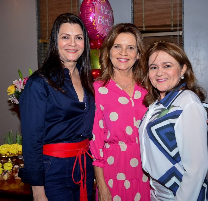 Liliana Farias, Gni Correia Lima, Nekita Romcy